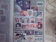 альбом очень красивых марок!!!