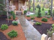Ландшафтный дизайн,  озеленение территории коттеджей и домов