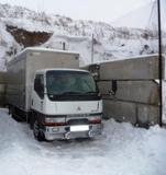 водитель с личным грузовиком термобудка, санпаспорт