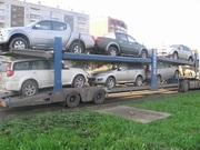 Автовоз Перевозка автомобилей по жд и автовозами,  Красноярск