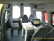 Микроавтобус мобильный офис.