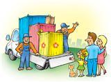 Доставка мебели  и бытовой техники.