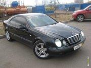 обменяю Mercedes CLK-200 1999гв. на строй.материалы