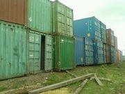 Продам контейнер в Красноярске 3/5/20/40/40 Open-Top..