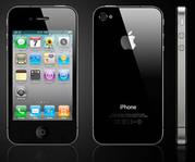 Продам iPhone 4,  black,  8gb,  новый в коробке.