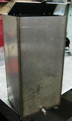 Бак в баню из нержавейки,  Емкость под воду и др.металлоИзделия