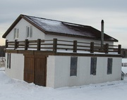 продам  благоустроенный коттедж рядом с Красноярском