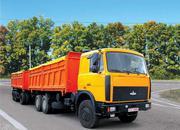 Самосвал МАЗ 551608-236