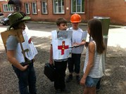 Летний Городской Английский Лагерь c иностранцами