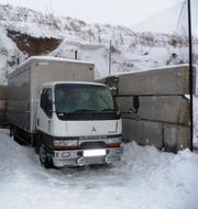 Услуги термобудки до 3 тонн