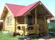 Строительство домов в Красноярске. 6х6 от 290