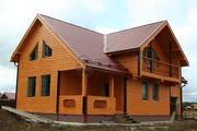 Строительство домов из бруса от производителя!