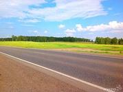 Продам землю на федеральной трассе