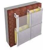 Фасадные системы,  монтаж вентилируемых фасадов.