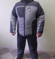 Мужской костюм зимний для прогулок