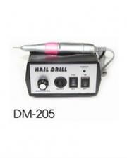 Машинка для маникюра и педикюра DM-205,  25 тыс. об/мин.