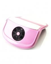 Пылесос на маникюрный стол (розовый) 858-3