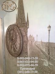 Ремонт коттеджей,  квартир,  офисов,  магазинов в Красноярске. 8-967-612-94-80
