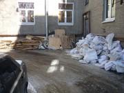 Вывоз мусора. Вывоз строительного мусора. от 700