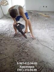 Демонтажные работы. Перепланировка. Ремонт в квартирах Красноярска.