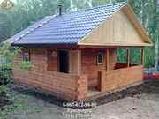 Строительство дома,  бани. Красноярск 272-94-80