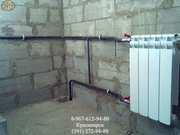Отопление.  Водоснабжение. Канализация. Санфаянс.  272-94-80