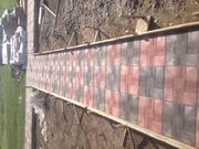 Полимернопесчанная тротуарная плитка от производителя