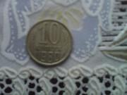 монеты ссср россии продам