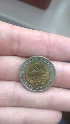 Монеты 92 и 94г из серии
