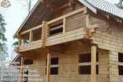 Строительство дома,  бани из бруса,  бревна. Красноярск.