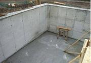 Погреб монолитный бетонный