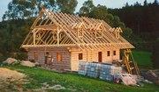 Каркасное строительство домов.