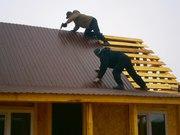 Ремонт,  реставрация крыш.
