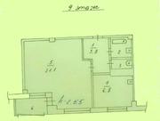 Продам 1 комн. квартиру на ул.Железнодорожников,  16