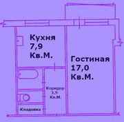 Сдам 1 ул.Менжинского,  14