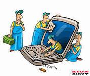 Замена кулера на ноутбуке,  замена термопасты