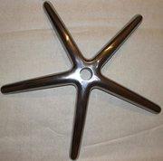 Паук-крестовина для ремонта кресла руководителя