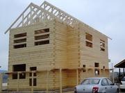 Строительство дома,  бани от проекта под ключ.