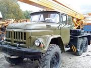 Аренда автовышки  ЗИЛ-131