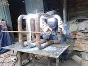 Изготовление,   монтаж котлов для печного отопления.