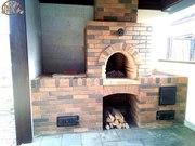 Печное отопление частному дому.