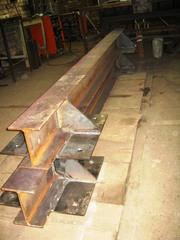 Строительные металлоконструкции для сооружений и Изделия для монтажа.