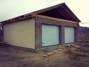 Строительство гаражей. Цоколь,  фундамент. Погреб,  подвал,  Смотровая ям